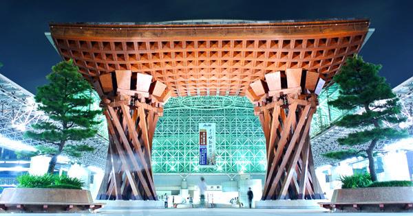【おすすめ】金沢駅近くの観光スポットを制覇した感想