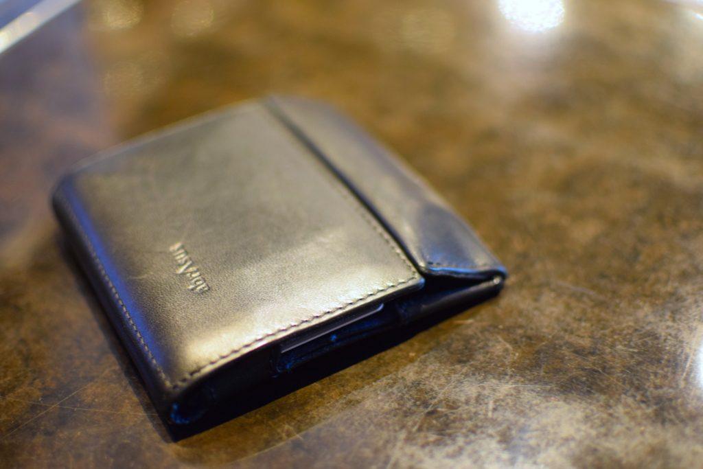 【レビュー】abrAsusの薄い財布を3年間使い倒した感想