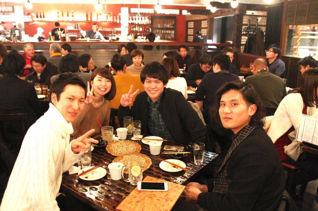 渋谷で和食なら「権八」に行っとけ!ブロガー4人で突撃してきた!