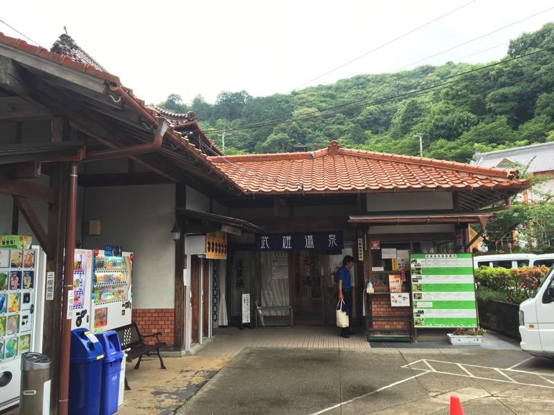 武雄温泉の外観写真