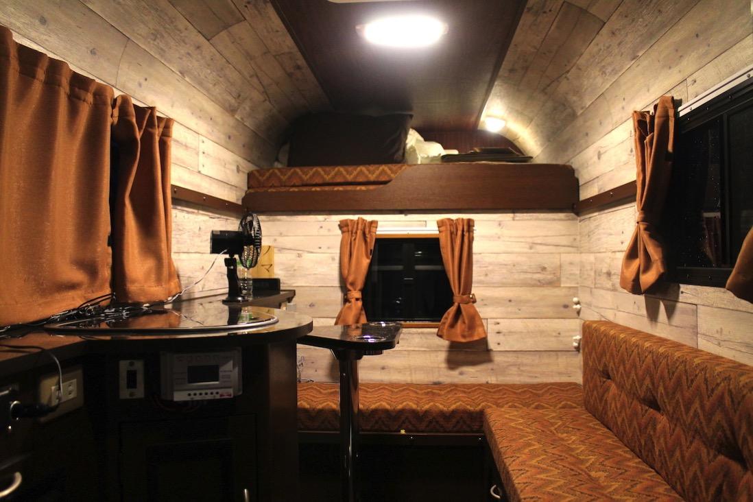 J-cabin Miniの内装の写真