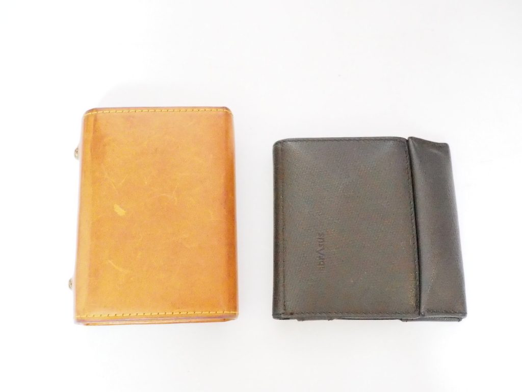 m+と薄い財布の比較