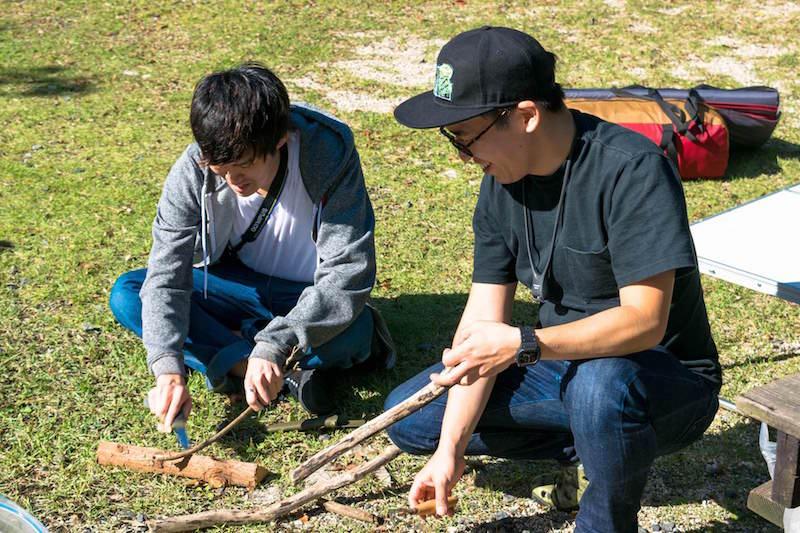 四日市で大人のリア充キャンプを開催。自立した大人が集まって遊ぶのって楽しい!