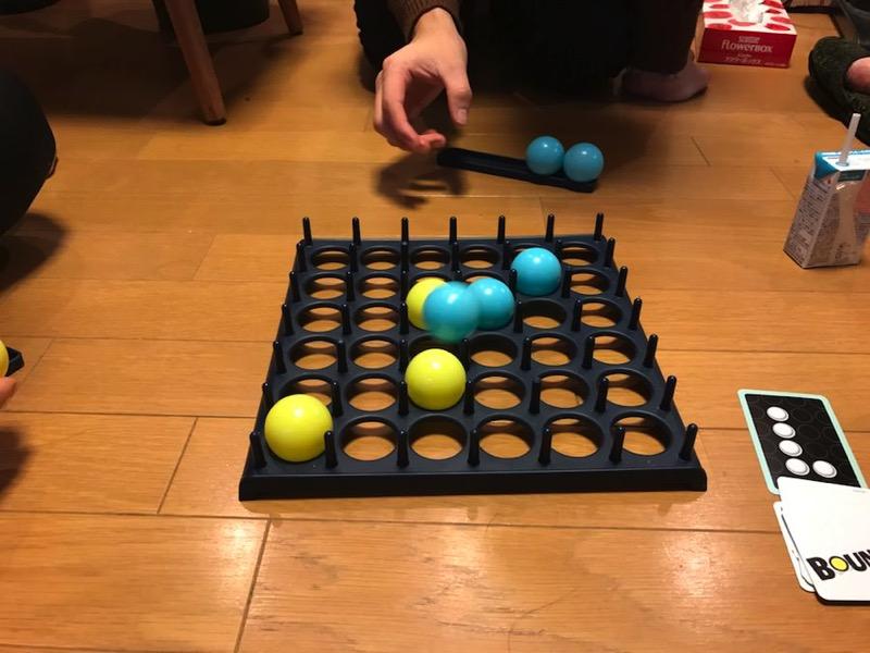 【レビュー】ルール簡単で盛り上がるテーブルゲーム「バウンス・オフ!」