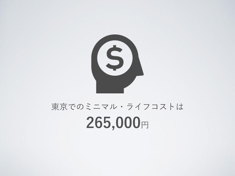 何円あれば幸せに生きられるの?東京一人暮らしのミニマル・ライフコストを計算してみた