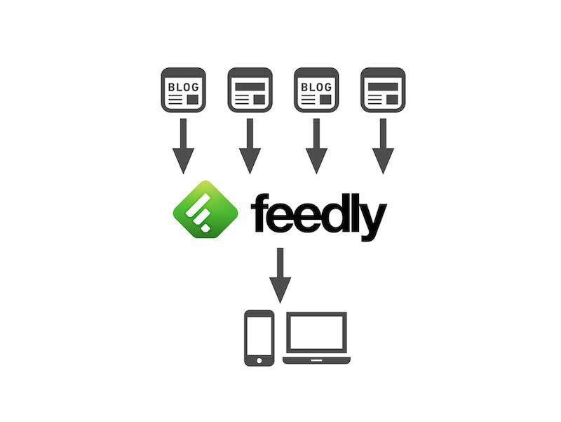 Feedlyを使って自動情報収集装置を作る方法を具体的に解説する